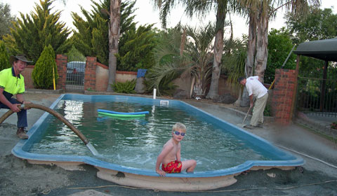 Pool Installation Melbourne Rainwise Pools Melbourne