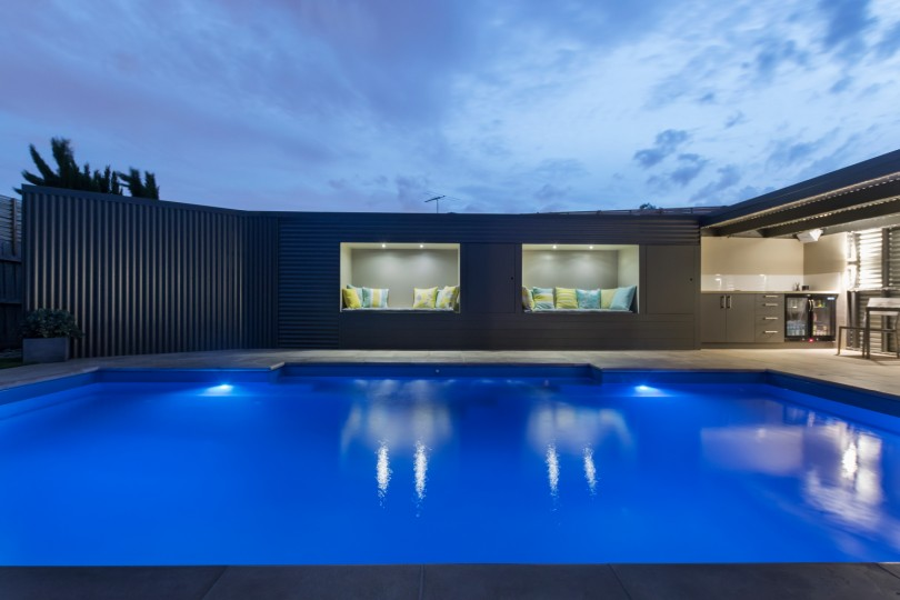 Swimming Pool Alcoves - Melbourne Swimming Pool