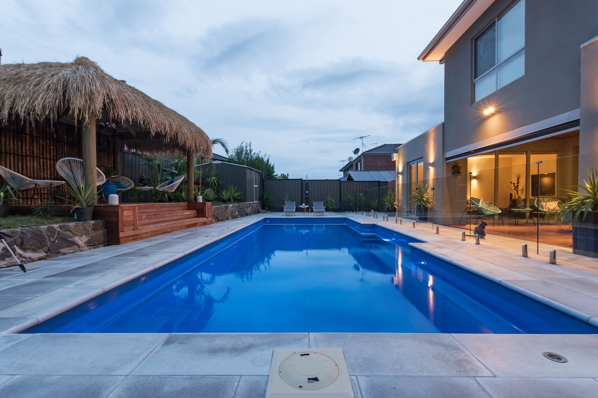 Swimming Pool Or Holiday Fibreglass Pools Sales And Installation Rainwise Pools Melbourne