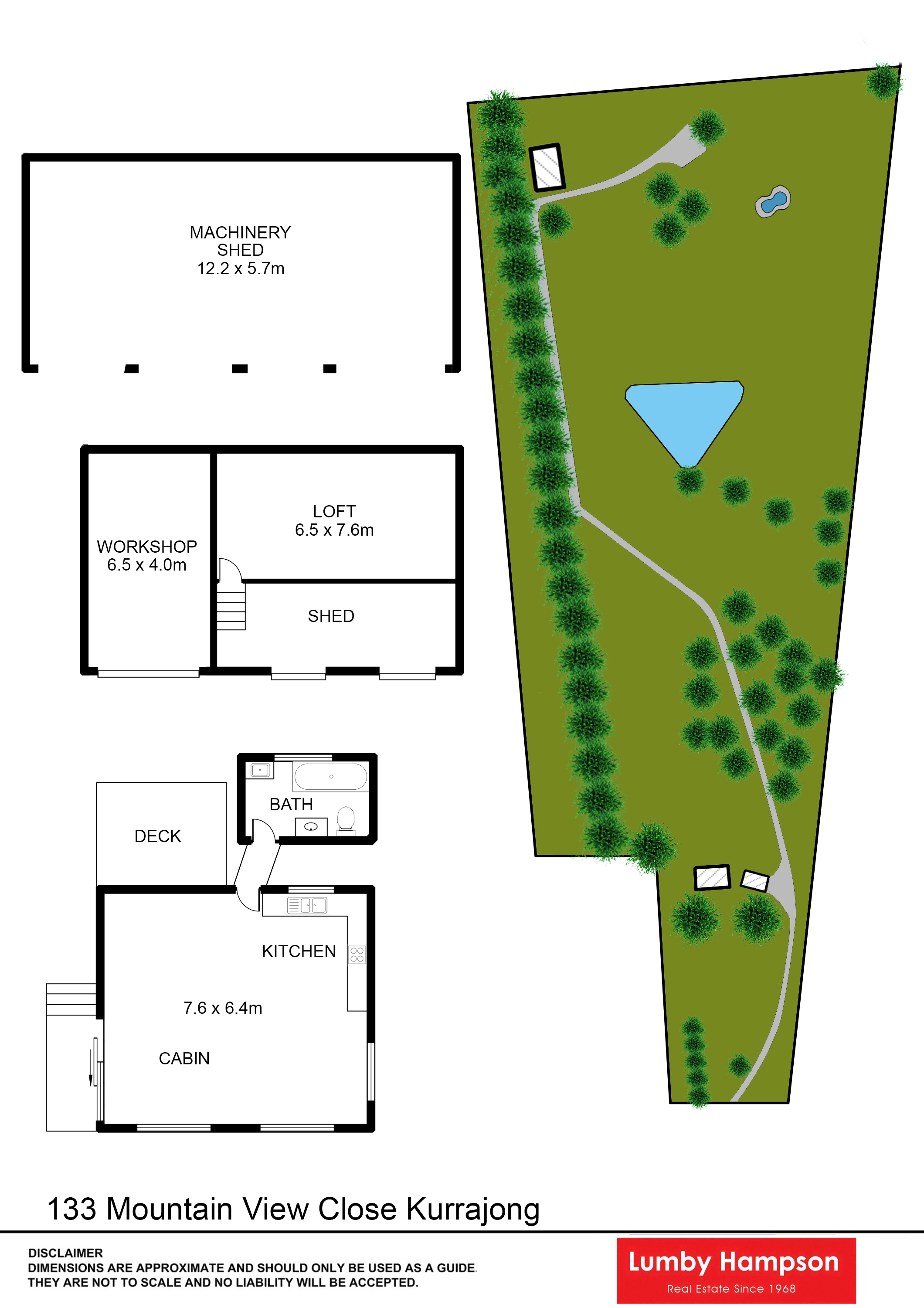 Lumby hampson 133 mountain view close kurrajong hills for 15 st judes terrace dural