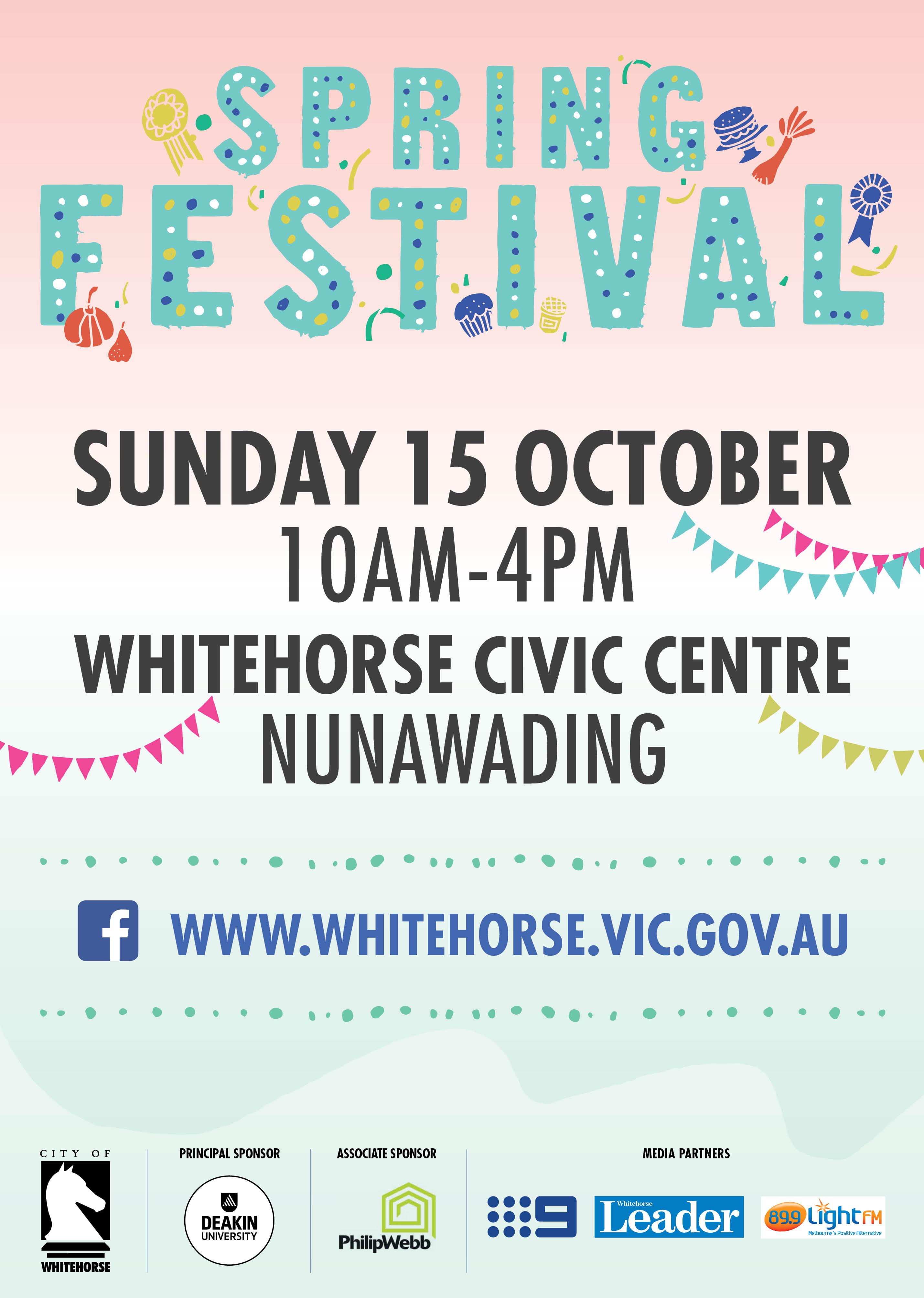 Whitehorse Spring Festival