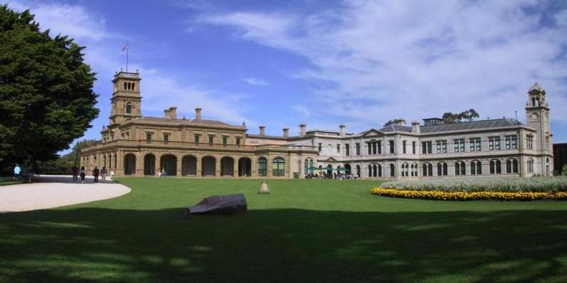 Weribee Mansion