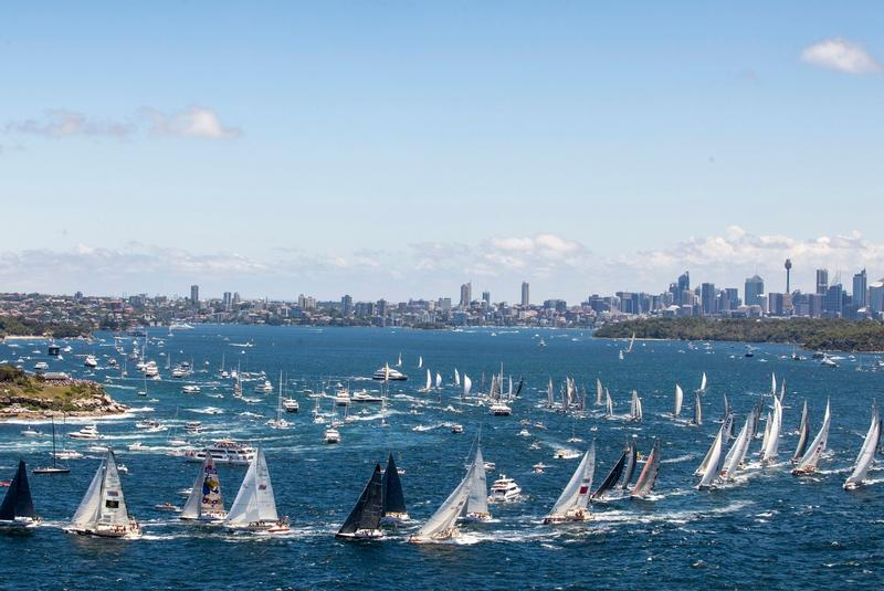 sydney to hobart boat race