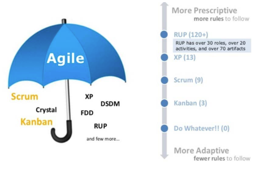 The Agile Tribes