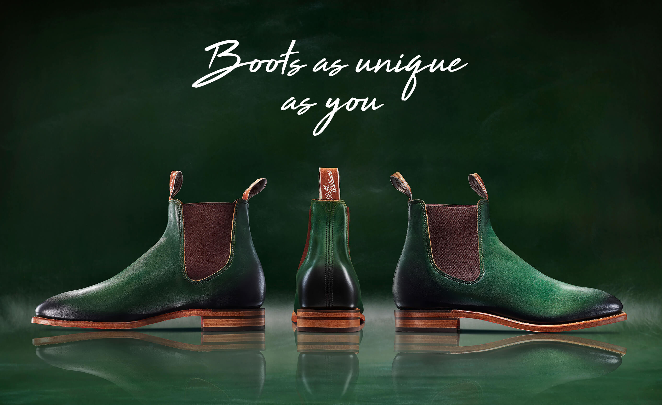 Boots As Unique As You