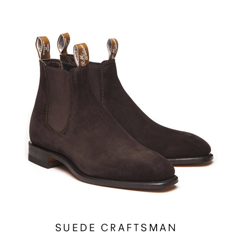 Suede Craftsman