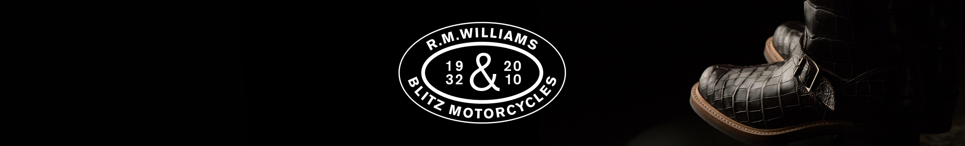 The R.M.Williams x Blitz Bike