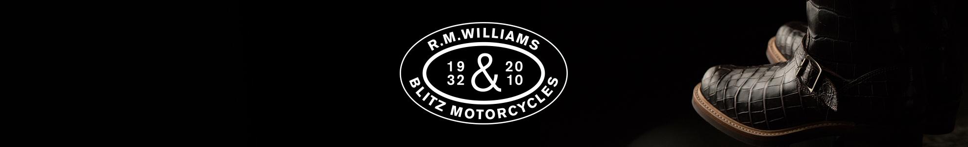 The R.M.Williams x Blitz Bike