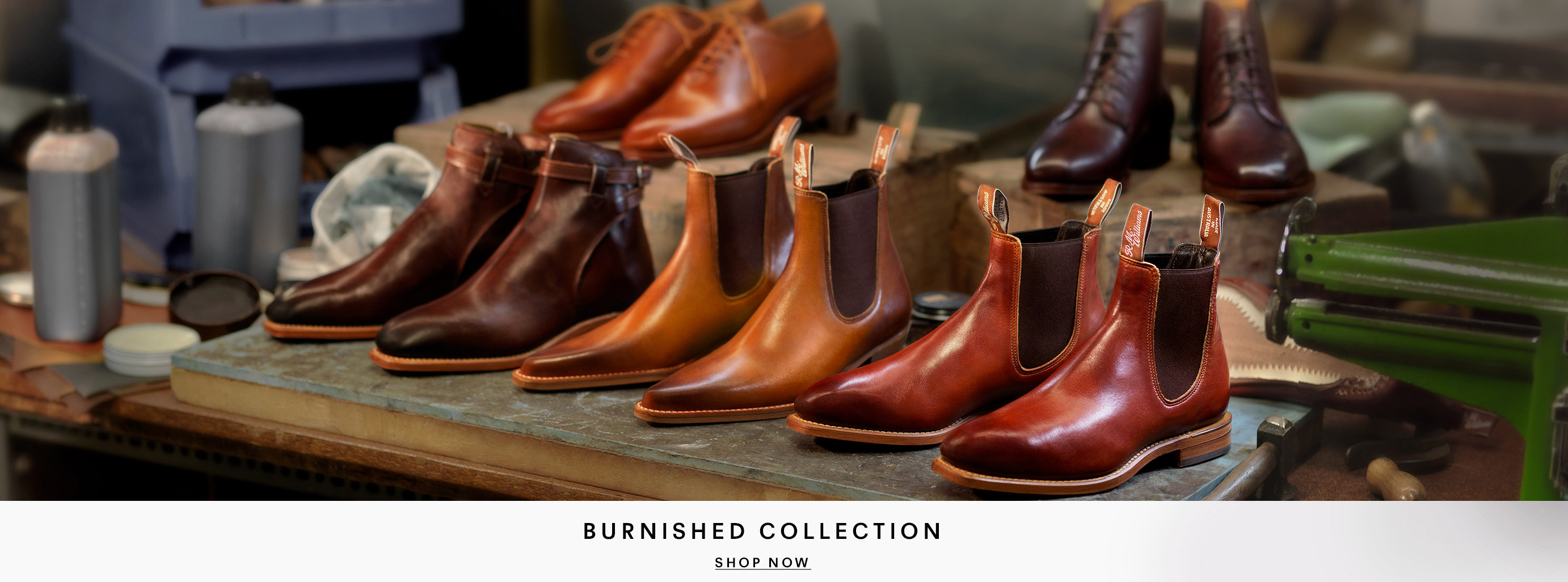 Burnished Collection