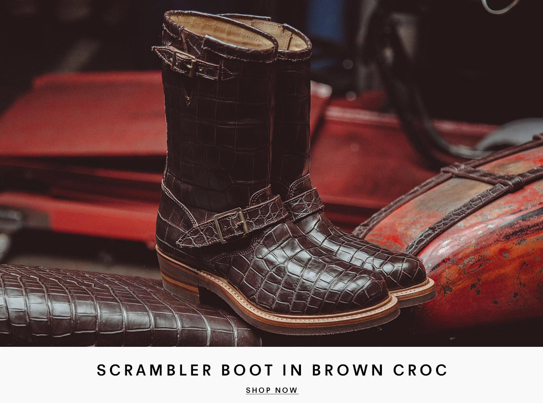 The R.M.Williams Scrambler Boot