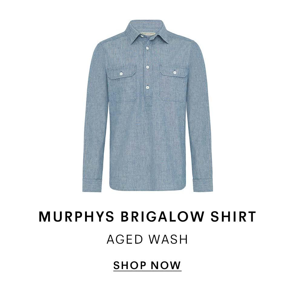 Murphys brigalow shirt