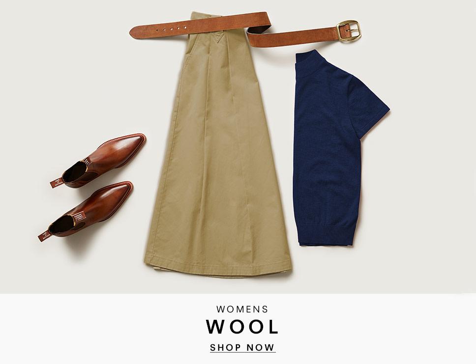 Women's Wool