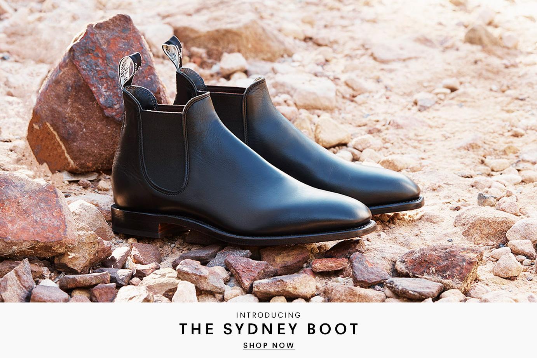 Sydney Boot Made in Australia