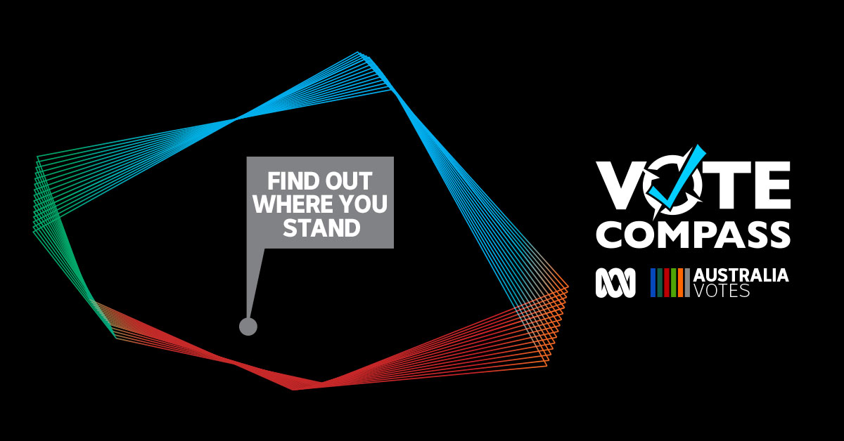 Vote Compass 2019 - Australia Votes - Australian Federal