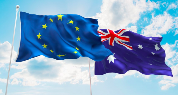 Australia Set For New Free Trade Agreement With The European Union