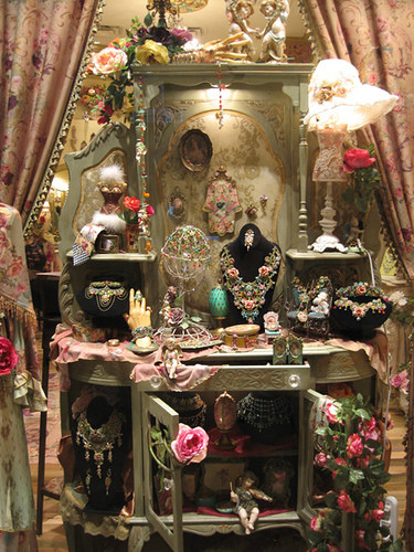 Gypsy style collection and dressing table