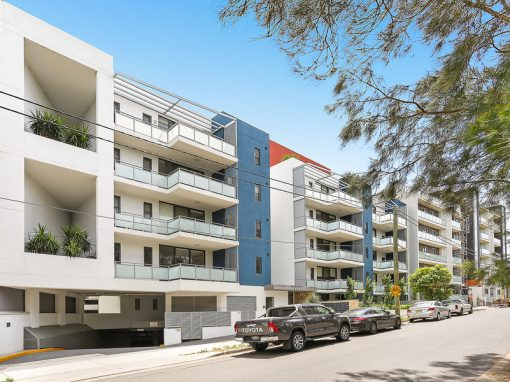 27/51-53 Loftus Crescent, Homebush  NSW  2140