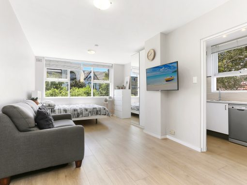 016/85C Wigram Road Street, Glebe  NSW  2037