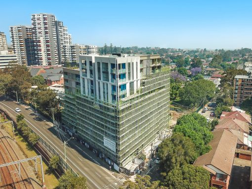 2-10 Oxford Street, Burwood  NSW  2134