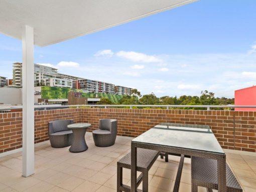 17/2A Edward Street, Ryde  NSW  2112