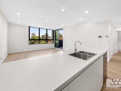 B202/6-10 Oxford Street, Burwood  NSW  2134
