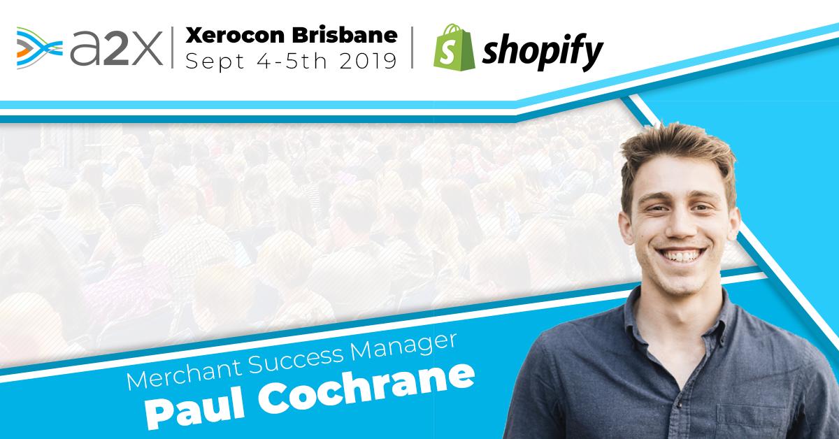 Paul Cochrane from Shopify