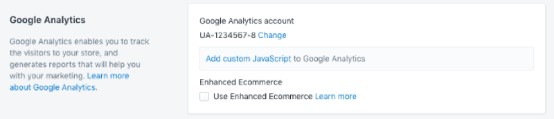 How to add Google Analytics to Shopify image 5