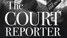 The Court Reporter - Jamelle Wells