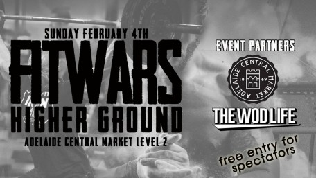 Fit Wars – Higher Ground