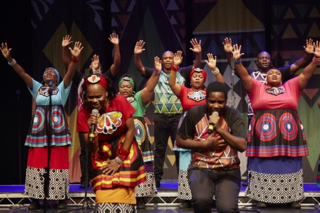 Fringe Fridays: Soweto Gospel Choir