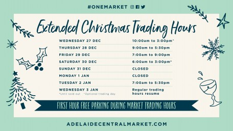 Christmas Trading Hours 2017