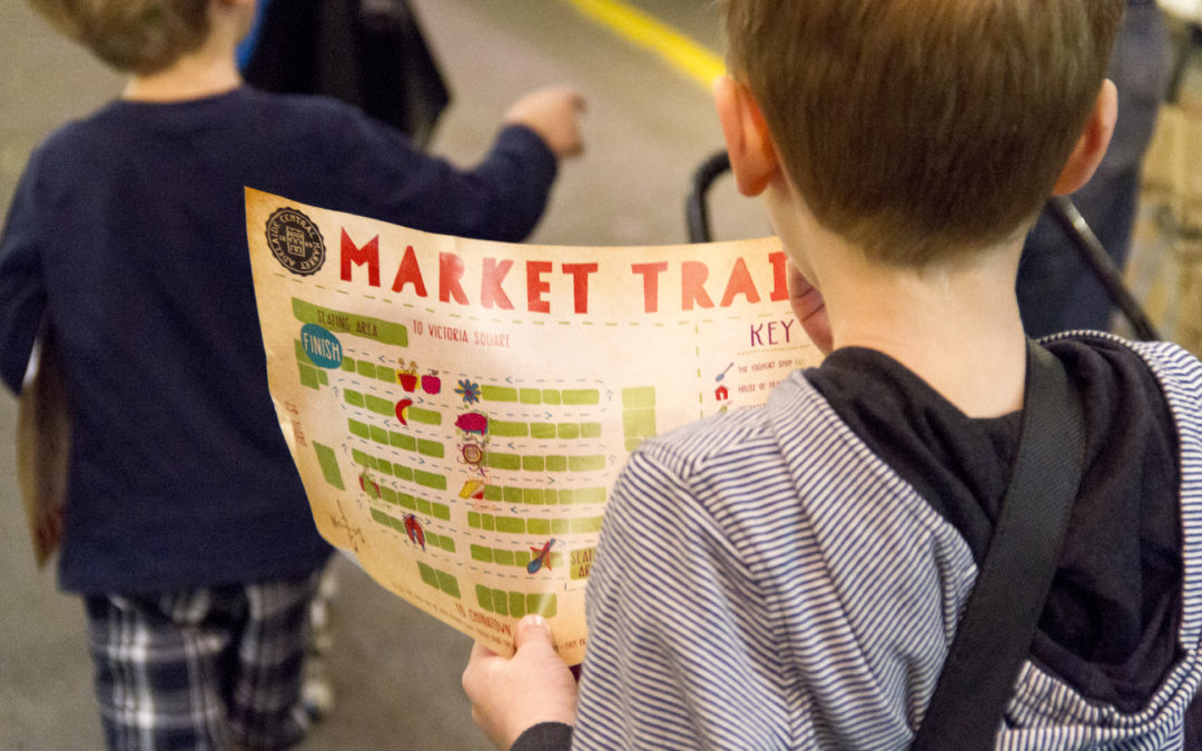 Big Market Adventures for Little Foodies