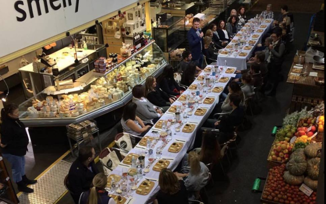 Cheese After Dark Masterclasses are back in 2019!