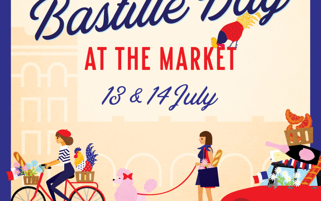 Bastille Day 2018 Program