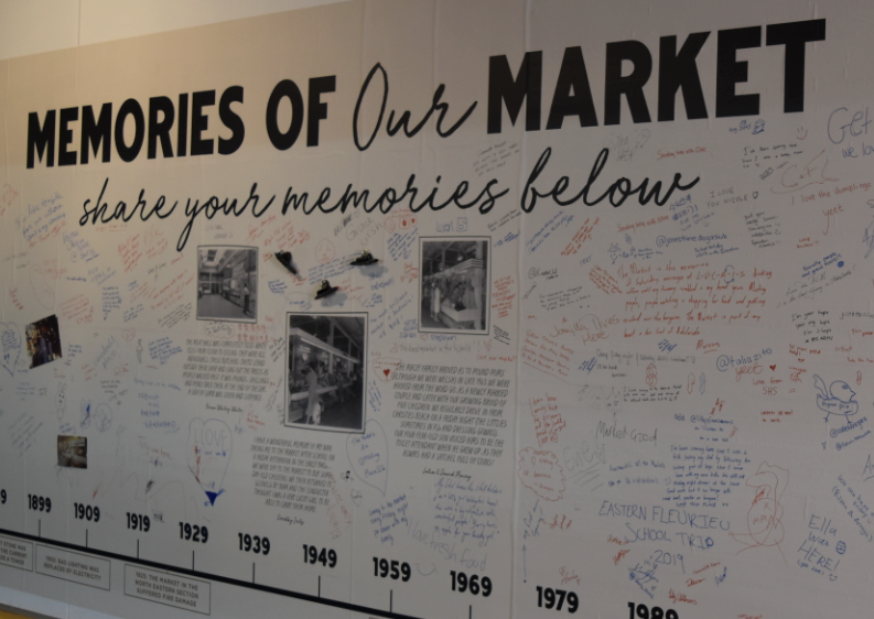 Share your Market Memories with us!