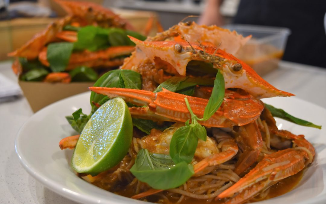Chilli Crab Shack Competition
