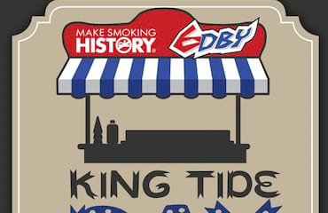 Make Smoking History 6DBY King Tide Day DERBY