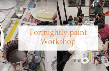 Fortnightly Paint Workshop (Albany)