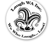 Laugh WA logo