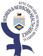 Women & Newborn Health Service logo