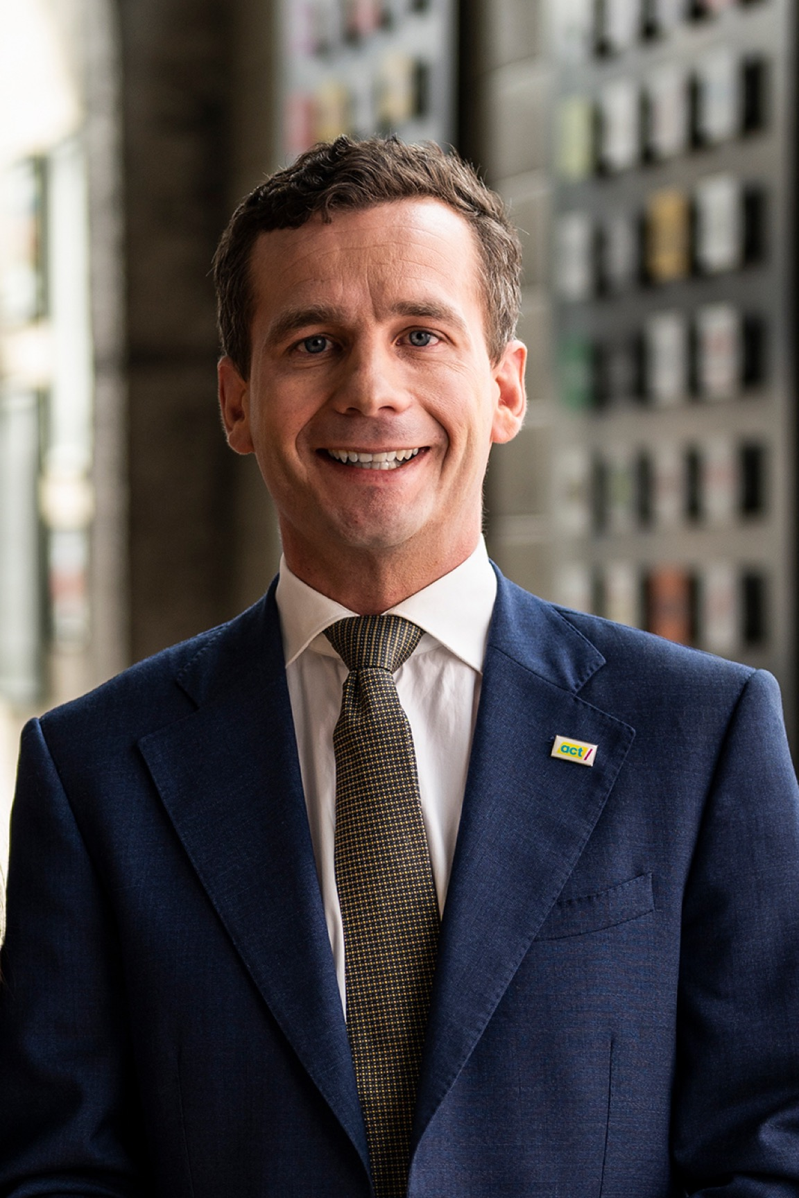 David Seymour | ACT Candidate for Epsom