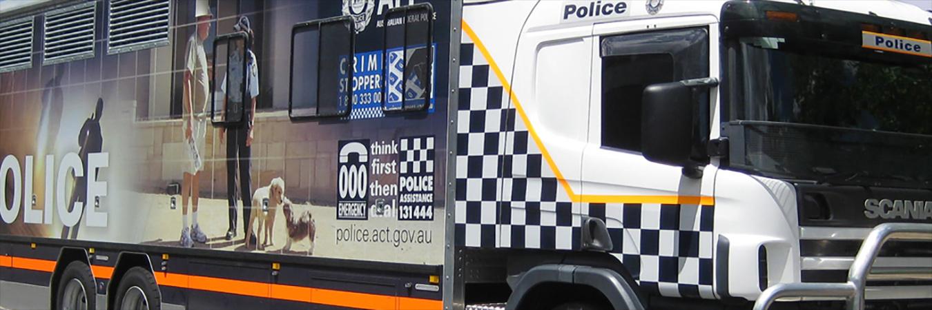 AFP Truck
