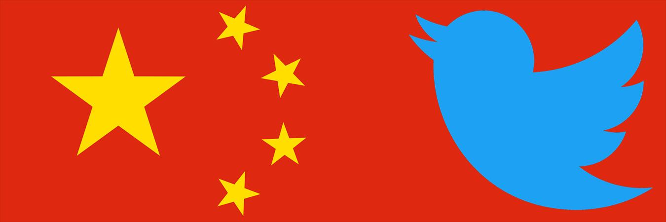China flag twitter