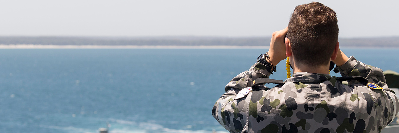 Navy watch
