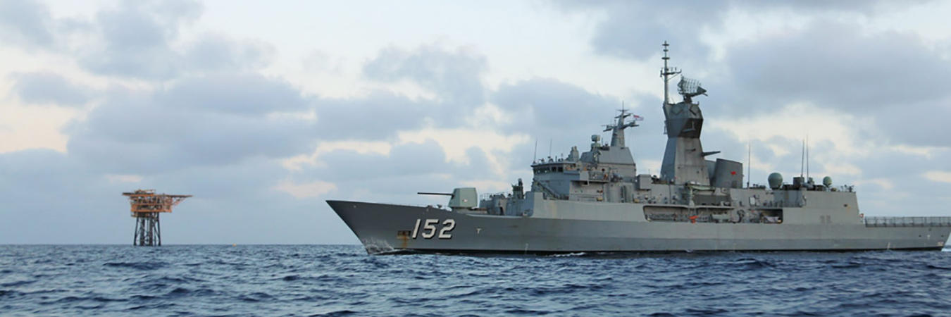 ANZAC Frigate. Image: © Commonwealth of Australia, Department of Defence