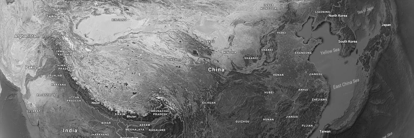 China Satellite BW