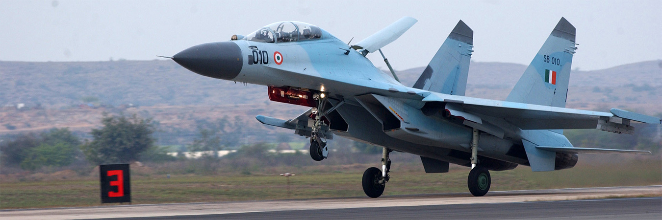 Indian Airforce Flanker
