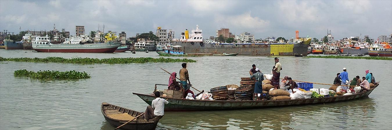Bangladesh boats