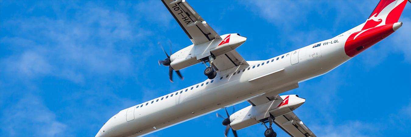 Airliner - Qantas