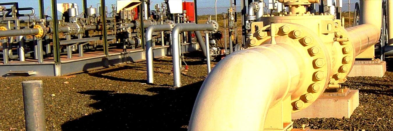 Gas Pipe Valve